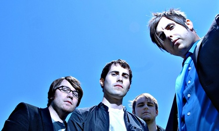 Hawthorne Heights & Red Jumpsuit Apparatus at House of Blues Orlando on September 23 at 7 p.m. (Up to 47% Off)