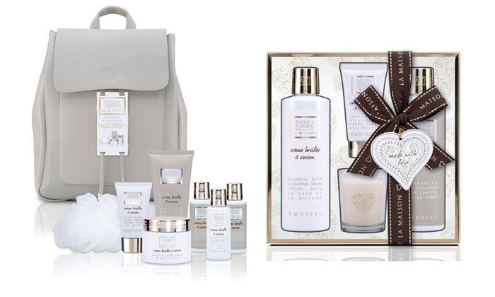 Set da bagno Baylis and Harding