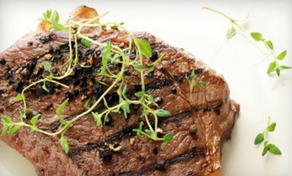 image for American Cuisine at Abraham's Bar & Grille (Up to 50% Off). Three Options Available.