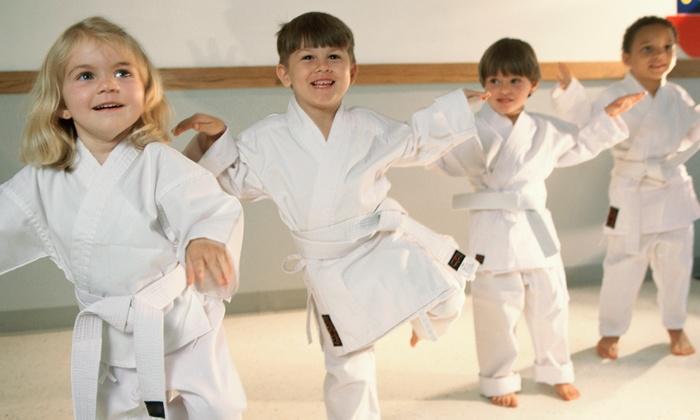 Kingdom Warriors Christian Taekwondo - Alexandria: Four- or Eight-Week Taekwondo After-School Program at Kingdom Warriors Christian Taekwondo (Up to 55% Off)