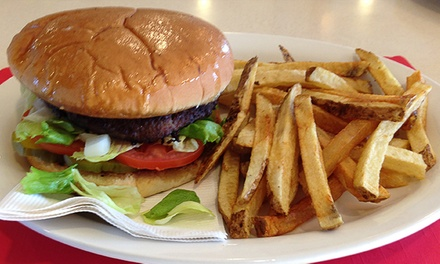 American Food at The Cafe at Lake Bastrop Lodge (Up to 50% Off). Two Options Available.