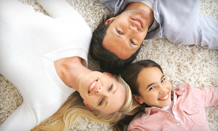 Kenaston Carpet Cleaning, LLC - Portland: Carpet Cleaning for Three Rooms or Four Rooms and One Small Hallway from Kenaston Carpet Cleaning, LLC (Up to 66% Off)