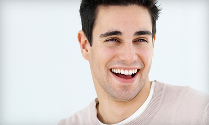 Douglas Johnson D.D.S. - Upland: Dental Exam for One or Family of Four or Zoom! Teeth Whitening from Douglas Johnson D.D.S. (Up to 95% Off)