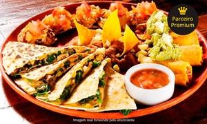 Los Picos - Cozinha Mexicana: Los Picos – Cozinha Mexicana – Ipiranga: rodízio mexicano para 1, 2, 4 ou 6 pessoas