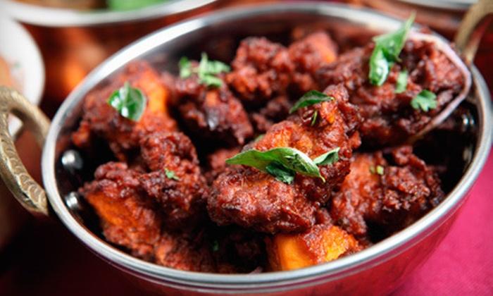 Swagat Indian Cuisine - Swagat Indian Cuisine: $10 for $20 Worth of Indian Food at Swagat Indian Cuisine