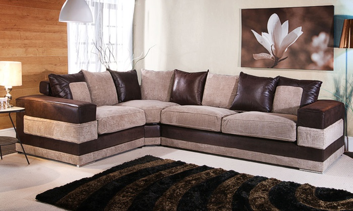 Groupon Goods Global GmbH: Swivel Chairs (£299) and Corner Sofas (from £549) With Free Delivery (Up to 57% Off)