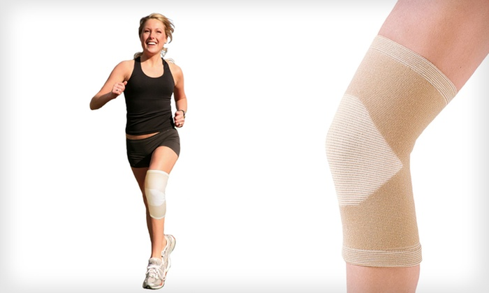 Knee Therapy and Support Sleeve: $9.99 for Knee Therapy and Support Sleeve ($19.43 List Price). Free Returns.