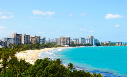 Stay at Howard Johnson Isla Verde in Greater San Juan, Puerto Rico. Dates Available into April.