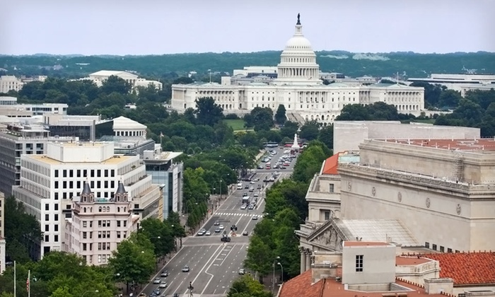 null - Washington DC: Stay at Carlyle Suites in Washington, DC