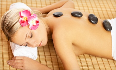 60-Minute Hot-Stone Massage for One or 60-Minute Couples Aromatherapy Massage at Supple Spa (Up to 64% Off)