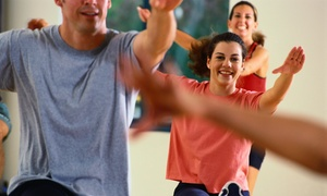 Zumba Fitness: 10 or 20 Zumba Classes at Zumba Fitness (Up to 51% Off)