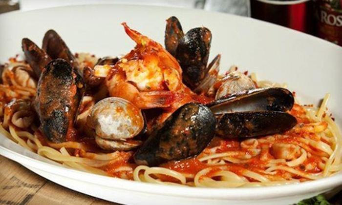 Affresco Pizzeria/Lounge - Park Ridge: $25 for $50 Worth of Sicilian Cuisine for Dinner at Affresco Pizzeria/Lounge