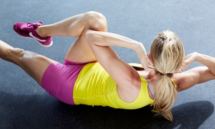 $59 for at Six-Week Boot Camp for One at Broken Arrow Fit Body Boot Camp ($370 Value)