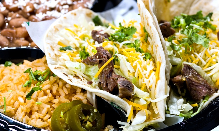 Peacha's - Burbank: $22 for Two Vouchers, Each Good for $22 Worth of Latin American Cuisine at Peacha's
