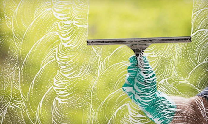 Window Genie - Indianapolis: Window Cleaning for Up to 15 or 25 Windows from Window Genie (Up to 61% Off)