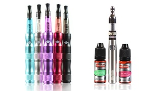 Wild Bill's Tobacco: Orbit Cannon or Kamry X6 E-Cigarette Starter Kit at Wild Bill's Tobacco (Up to 51% Off)
