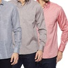 Scott James Men's Collared Shirts
