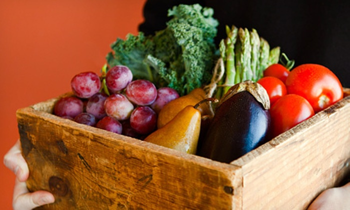 Mile High Organics - Colorado Springs: $10 for $20 Worth of Delivered Organic Groceries and Produce from Mile High Organics