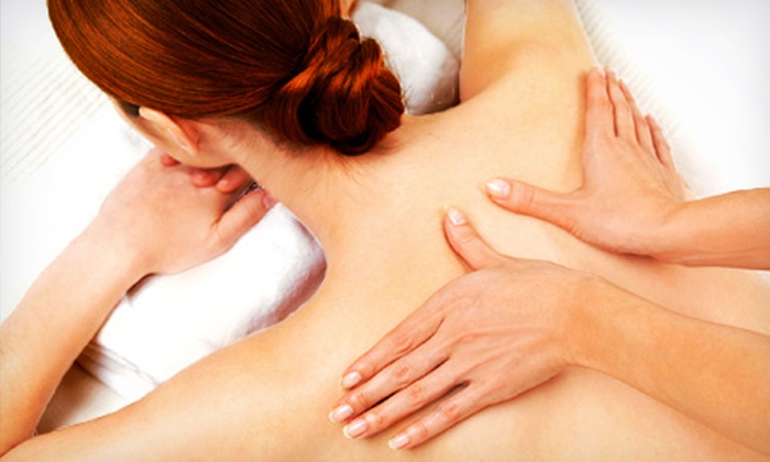 Stow-Kent Chiropractic - Stow: Massage with Exam, X-rays, and One, Two, or Three Spinal Decompressions at Stow-Kent Chiropractic (Up to 89% Off)