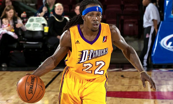 Los Angeles D-Fenders vs. Texas Legends - Citizens Business Bank Arena: Los Angeles D-Fenders Game at Citizens Business Bank Arena on Monday, January 27, at 7:30 p.m. (Up to 41% Off)