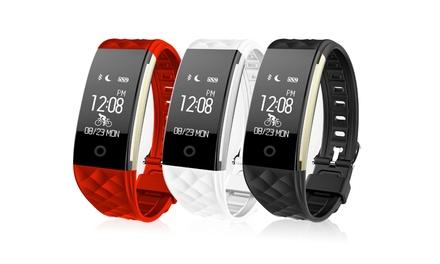 Bracelet d'activité Apachie Ango avec cardio et GPS, 3 coloris au choix
