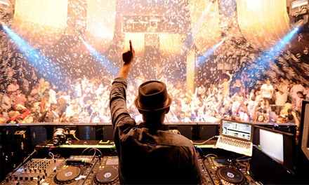 Nightlife Discounts for One or Two from V Card: The Vegas Nightclub Pass (Up to 71% Off)