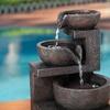 Decorative Round Basin Fountain