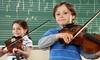 Joyful Music School - Richmond Rosenberg: One-Month Artistic Summer Camp for One, Two, or Three Children at Joyful Music School (Up to 58% Off)