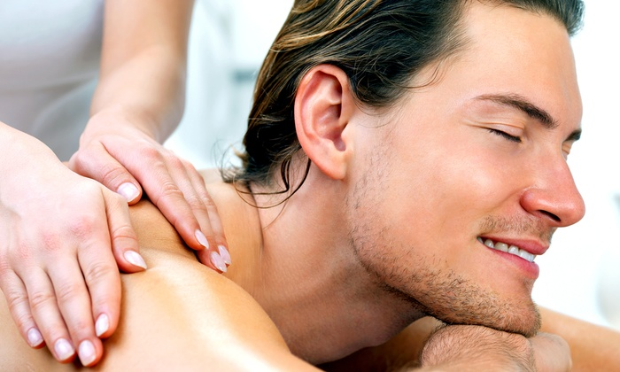 iSpa - Astoria: Hot-Stone or Deep-Tissue Massage, Microdermabrasion with Facial Massage, or Both at iSpa (Up to 61% Off)