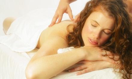 A 60-Minute Swedish Massage at Dharma Wellness (50% Off)