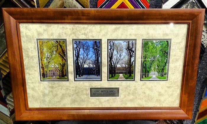 Frame De Art - Englewood: $60 for $100 Worth of Custom Framing at Frame De Art