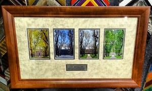 Frame De Art: $60 for $100 Worth of Custom Framing at Frame De Art