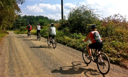 $139 for Vineyard Bike Tour for Two from Trail's End Cycling Company ($278 Value)
