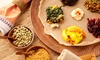 Meskel Restaurant - East Village: Dinner for Two or Four with Appetizers, Entrees, and Wine at Meskel Ethiopian Restaurant (Up to 62% Off)
