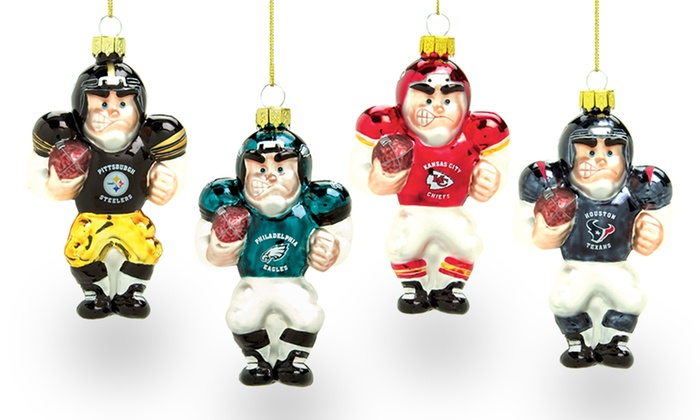 NFL Player Ornament: NFL Player Ornament. Multiple Designs Available. Free Returns.