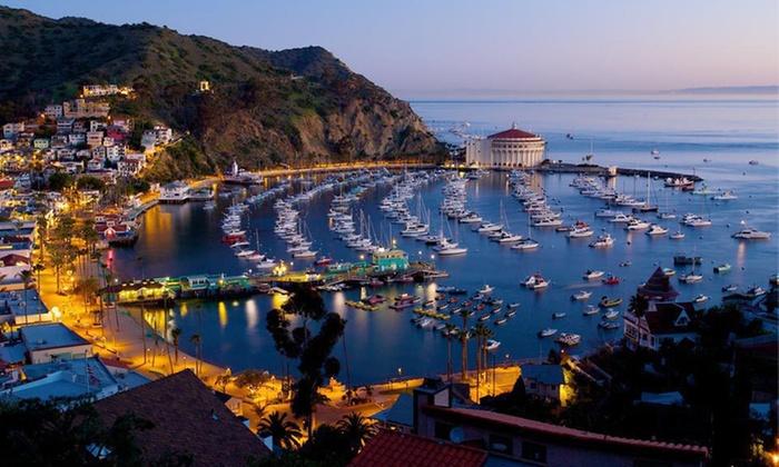 Catalina Canyon Resort & Spa - Avalon, CA: One- or Two-Night Stay at Catalina Canyon Resort & Spa in Catalina Island, CA
