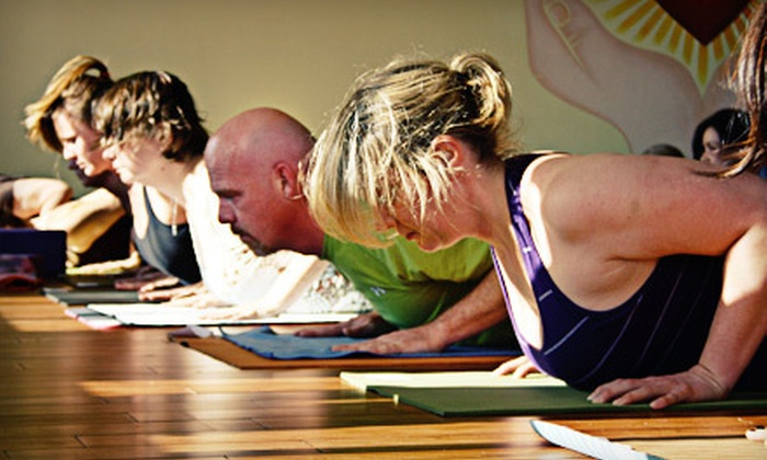 Surya Center for Yoga - Coppell: 10 or 20 Classes at Surya Center for Yoga (Up to 72% Off)