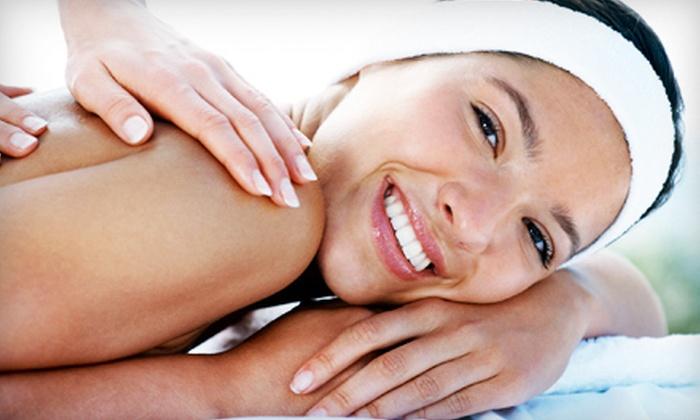 Escapar Massage - City Park West: 50- or 80-Minute Hydrating or Custom Massage at Escapar Massage (Up to 68% Off)