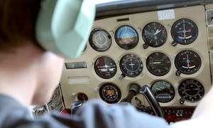 RexAir Flight School and Maintenance Center: $149 for a Discovery Flight with Ground School at RexAir Flight School and Maintenance Center ($304 Value)