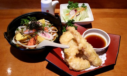 Dinner for Two or More at Kobe Japanese Steakhouse & Seafood Sushi Bar (Up to 50% Off)
