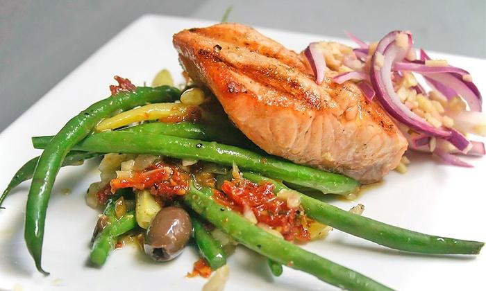 Infusion Restaurant - Pelham: Dinner for Two or Four at Infusion Restaurant (Up to 49% Off)