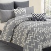 8-Piece Oversized and Overfilled Comforter Set