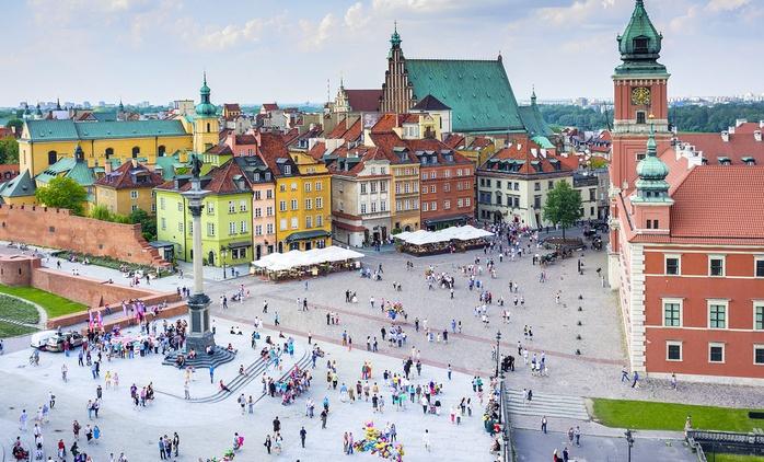 ✈Varsovia y Cracovia: 7 noches para 1 con desayuno, tours y vuelo de I/V desde MAD o BCN en hoteles de 3 o 4*