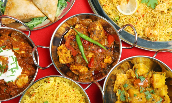 The India's Tandoori - Burbank: $22 for Two Groupons, Each Good for $20 Worth of Indian Cuisine at The India's Tandoori ($40 Value)
