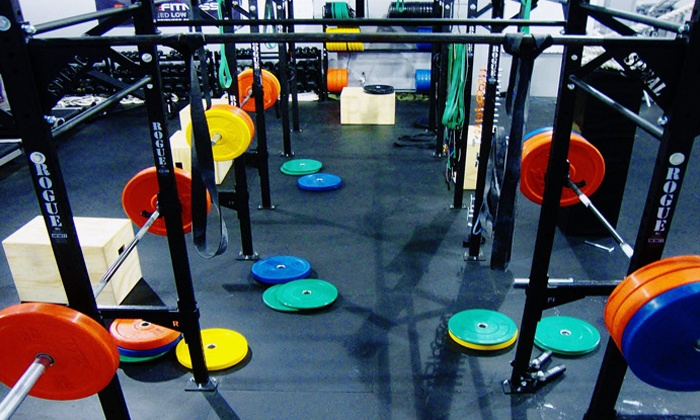 Fitt 101  - Crossfit East Providence: 5 or 10 Fitness Classes, or Gym Package with 16 Fitness Classes and 12 Open-Gym Sessions at Fitt 101 (Up to 54% Off)