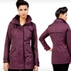 $65 for a Kenneth Cole Women's Hooded Coat