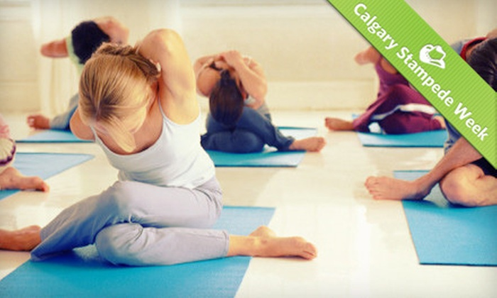 rejuve! - Sunnyside: 5 or 10 Infrared Yoga Classes at rejuve! (Up to 70% Off)
