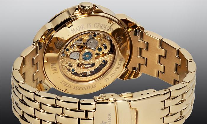Pionier London Diamond Watch