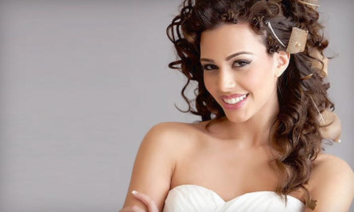 Elie Esper Salon - Ridgefield: $59 for a Bridal Hair and Makeup Trial at Elie Esper Salon ($200 Value)