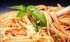 Little Venetian - Roseville: $10 for $20 Worth of Italian Food at Little Venetian